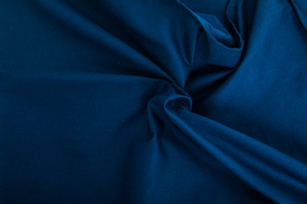 Verzwaringsdeken Hoes Katoen Blauw zoom