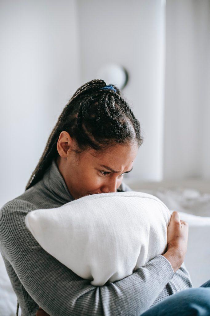 Een verzwaringsdeken helpt bij PTSS en trauma